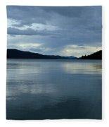 Upper Priest Lake Fleece Blanket