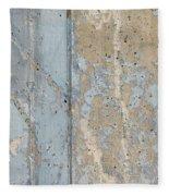 Urban Abstract Concrete 3 Fleece Blanket