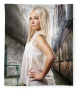 Urban Angel 1.0 Fleece Blanket