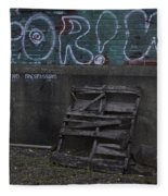 Urban Artistry One Fleece Blanket