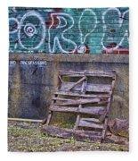 Urban Artistry Two Fleece Blanket