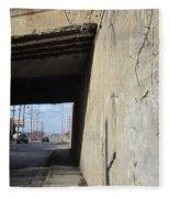 Urban Decay Train Bridge 2 Fleece Blanket