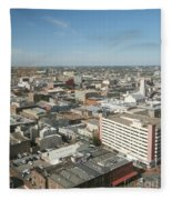 Urban Orleans Fleece Blanket