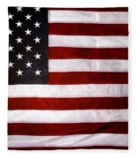 USA Fleece Blanket