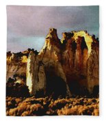 Utah Country 1 Fleece Blanket