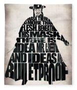 V For Vendetta Fleece Blanket