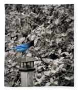 Vagabon Blue Bird Fleece Blanket