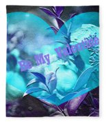 Valentine 03 Fleece Blanket