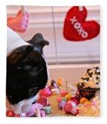 Valentine Be Mine Fleece Blanket