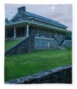 Valley Forge Station Fleece Blanket