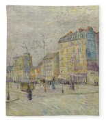 Van Gogh De Clichy, 1887 Fleece Blanket