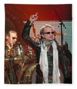Van Halen-7149 Fleece Blanket