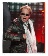 Van Halen-7224b Fleece Blanket