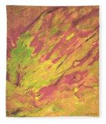 Vanishing Forest Fleece Blanket