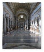 Vatican Museum Fleece Blanket