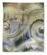 Venezia Bella Fleece Blanket