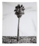 Venice Beach Fleece Blanket