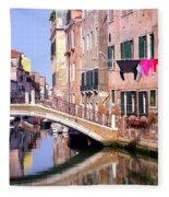 Venice Living Fleece Blanket