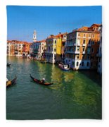 Venice Fleece Blanket