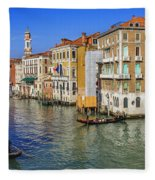 Venice - Venezia Fleece Blanket