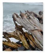 Ventura Driftwood II Fleece Blanket