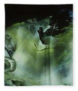 Venus Subaqua Fleece Blanket