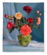 Venus's Bouquet Fleece Blanket