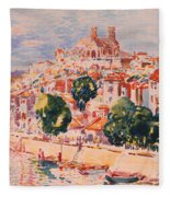 Verdun Fleece Blanket