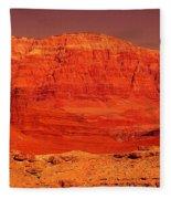 Vermilion Cliffs Fleece Blanket