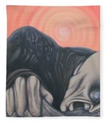 Vertigo Fleece Blanket