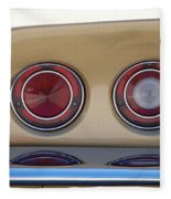 Vette Lights Fleece Blanket