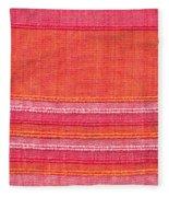 Vibrant Cloth Fleece Blanket