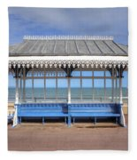 Victorian Shelter - Weymouth Fleece Blanket