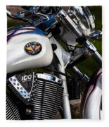 Victory 100 Cubic Inches Fleece Blanket
