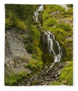 Vidae Falls 1 Fleece Blanket