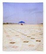 Vientiane Design Fleece Blanket