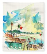 Vila Cha 03 Fleece Blanket