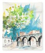 Vila Do Conde 15 Fleece Blanket