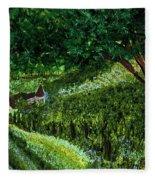 Villa By Jrr Fleece Blanket