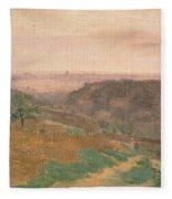 Ville Davray, Hauts-de-seine Fleece Blanket