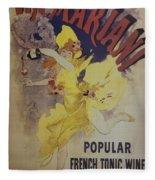 Vin Marian French Tonic Wine Dsc05581 Fleece Blanket