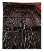 Vine Of Decay 1 Fleece Blanket