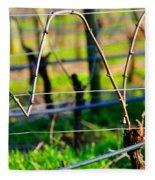 Vines On Wire 22637 Fleece Blanket