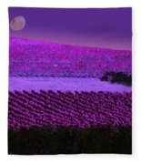 Vineyard 40 Fleece Blanket