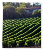 Vineyard Fleece Blanket
