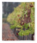 Vineyard View Fleece Blanket
