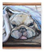 Vinnie Fleece Blanket