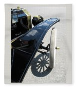 Vintage Model T Fleece Blanket