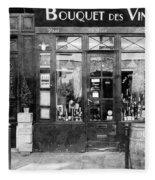 Vintage Paris 11c Fleece Blanket