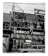 Vintage Vancouver 1961 Fleece Blanket